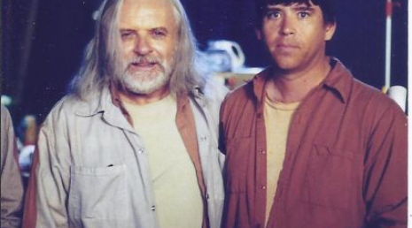 """with Anthony Hopkins, from the 1999 movie """"INSTINCT"""""""