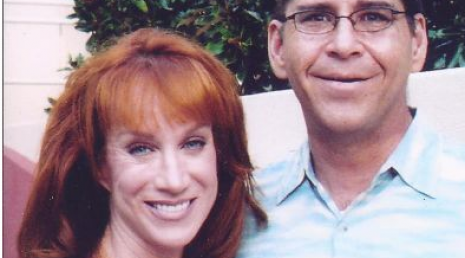 with Kathy Griffin, Lakeland FL August 2006